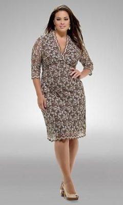 121f298a1 Moda para mujeres de 40 años gorditas looks frescos y juveniles